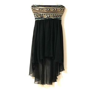 ⬇️ BOGO AUW Tribal Sequin Sheer Black As You Wish